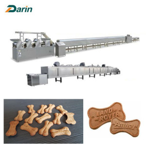 Automatic Pet Biscuit Machine
