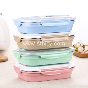 304 Heat Preservation Stainless Steel Food Container