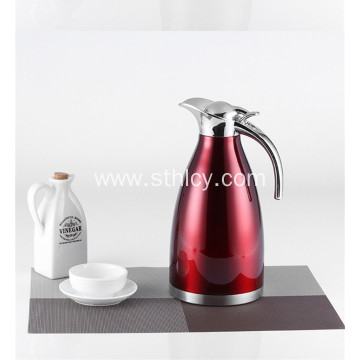 Colorful Stainless Steel Vacuum Insulated Water Kettle