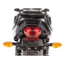 Cheap PriceList for China 125Cc 2-Wheeler Motorcycle,125Cc Off Road Motorcycle,125Cc Gas Motorcycle Manufacturer HS125-X8 Jiangmen Huasha 125cc Black Sport Motorcycle supply to Armenia Factory
