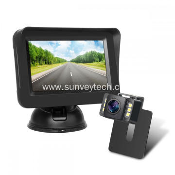 Front Rear View Camera Parking