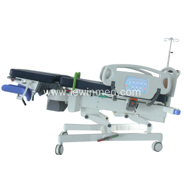 Medical Equipment Electric Multifunction Obstetric Bed