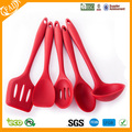 food grade Silicone cooking and kitchen utensil set