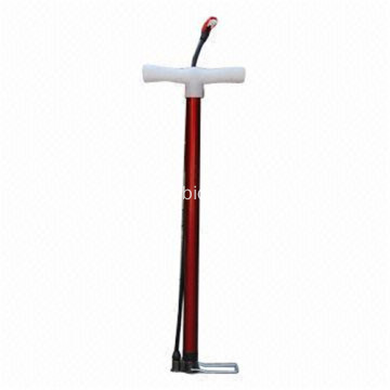 Bicycle Pump with Pressure
