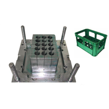 Plastic Crate Injection Mould