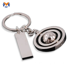 Best quality and factory for Custom Logo Keychains Popular metal ball idea keychain for men export to Finland Wholesale