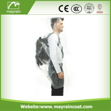PE Disposable Plastic Display Rain Poncho