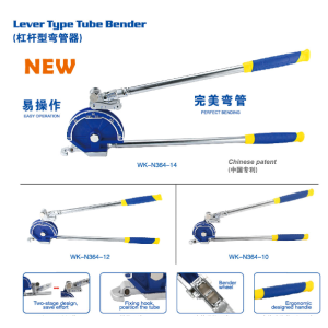 New Product for Pipe Bender Lever type tube bender export to Uzbekistan Suppliers