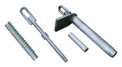 Hydraulic Type Strain Clamp