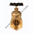 F*F Brass Gate Valves