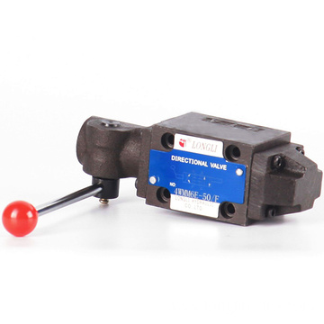 4WMM6 Rexroth Directional Spool Valves with Hand Lever