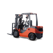 High Efficiency Factory for 3.5Ton Diesel Forklift 3.0 Ton Counterbalanced Diesel Forklift Truck supply to Macedonia Importers