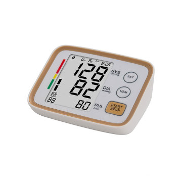 Bluetooth 4.0 Medical Arm Type Blood Pressure Monitor