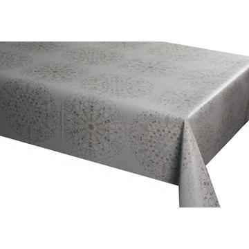Elegant Tablecloth with Non woven backing Ke Design