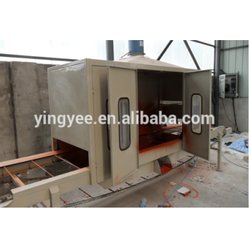 Stone Covered Metal Roofing Machine