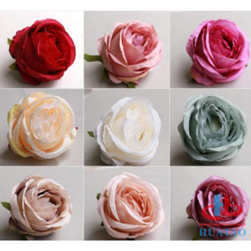 Hot Sale Wedding Decor Silk Artificial Flower Wall