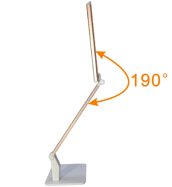 2000 lux desk lamp table lamp working lamp