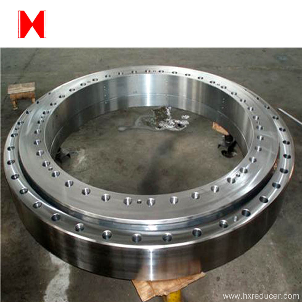Precision larged diamter forged ring gear
