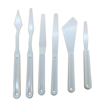 6 Pcs Fondant Cake Decorating Sculpting Modeling Tools