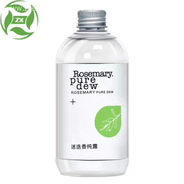 Pure natural rosemary rose hydrosol in bulk