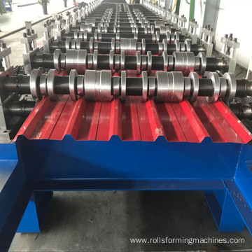 ZT1000 Aluminium roofing sheet making machine