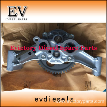ISUZU 6SA1 6SA1T 6SA1-TC water pump oil pump