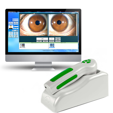 12mp iridology iris scanner camera