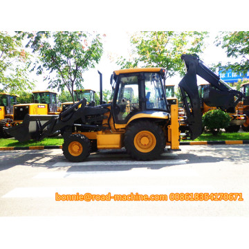 WZ30-25 backhoe wheel loader/3 ton backhoe loader