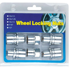 Auto Wheel Nut and Locks Sets