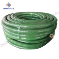 UHMWPE rubber suction chemical hose 250 psi