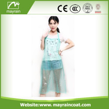 Full Printing PVC Apron for Girls