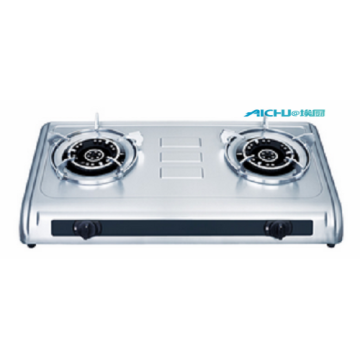 New Design S.S Table Gas Cooktop