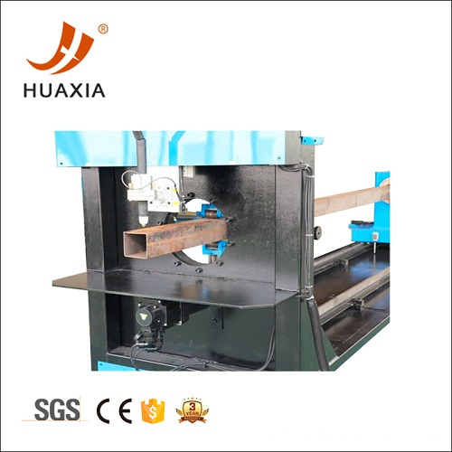 100mm stainless steel pipe cnc plasma cutting machine