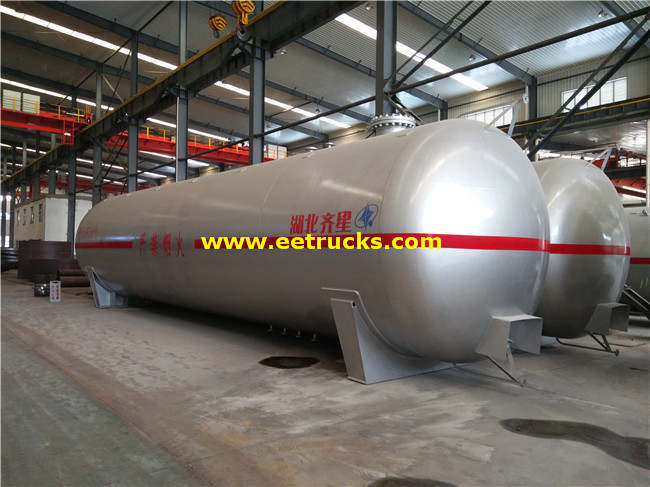 80000L Used LPG Tanks Vessels