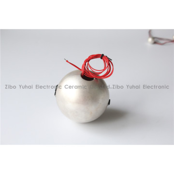 Piezo Hemisphere for Underwater Transmitting transducer OD63mm