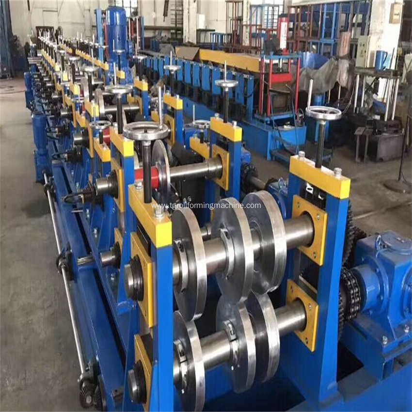 Galvanized Steel Profile M Channel Forming Machine