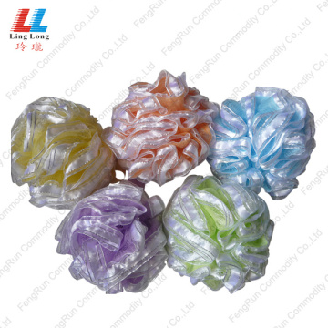 Luxury Artificial Diretly Bath Sponge disposable body sponge