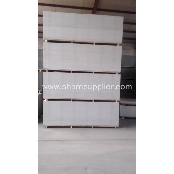 External Panel Fireproof Sound Insulation Fiber Cement Board