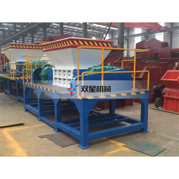 Waste Tire Tyre shredder machine equipment on sale