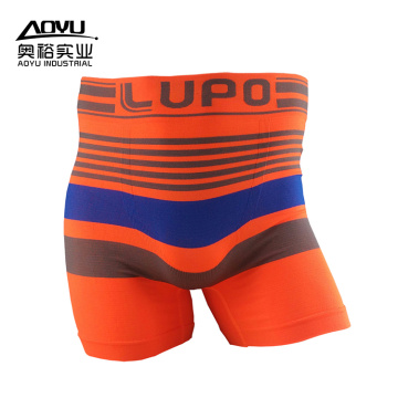 Wholesale Cotton Nylon Seamless Men Plus Size Underwear