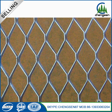 Small Hole Paint Expanded Metal Mesh