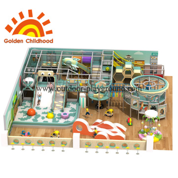 Toddler Play Area Indoor Playground Equipment For Sale