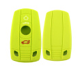 Silikon Car Remote Flip Key Fob Skal