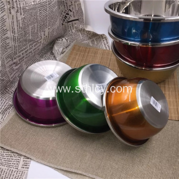 High Quality Stainless Steel Soup Basin