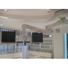 Mechanical surgical arm for display