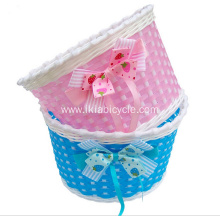 Bicycle Basket Plastic Bike Basket