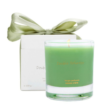 high quality jelly color candle in gift box