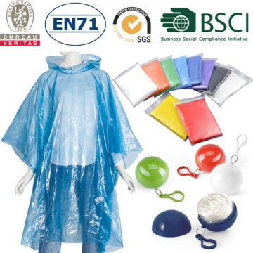 Durable Rain Poncho For Motorcycle