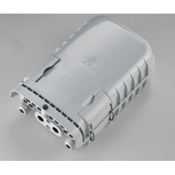 Wall Mountable FTTH Fiber Splitter Distribution Box