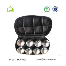 73mm Molded Bocce Ball Set in Carry Bag